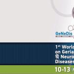 Σημαντικές ειδήσεις και παρουσίες στο 1ο Παγκόσμιο Συνέδριο για τη Γηριατρική και την έρευνα και πρόληψη Πάρκινσον και Αλτσχάιμερ, GeNeDis 2014